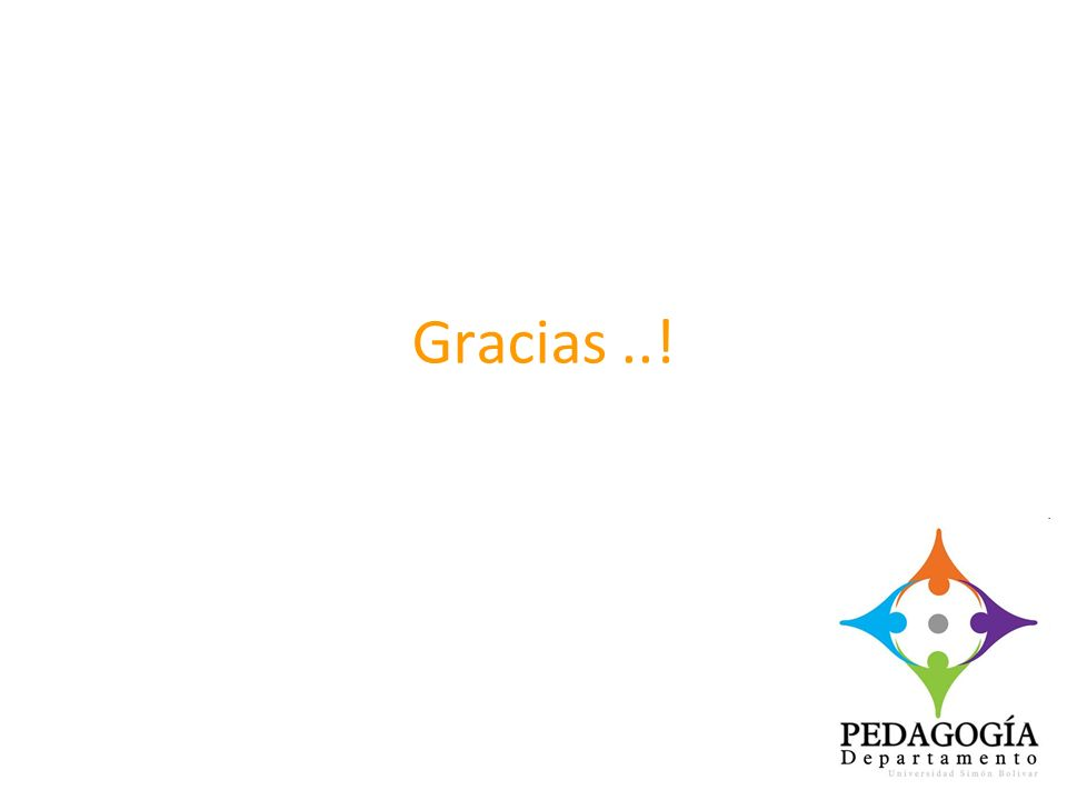 Gracias ..!