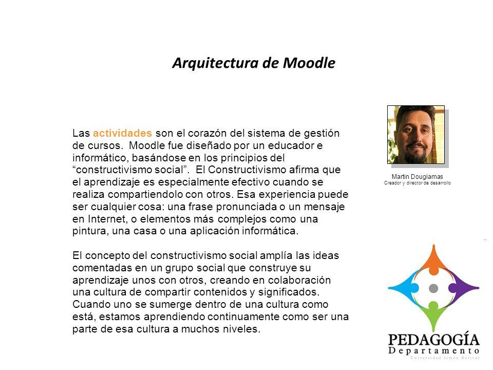Arquitectura de Moodle