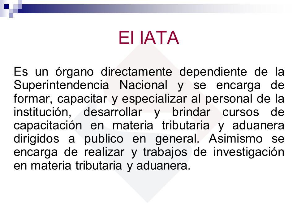 El IATA