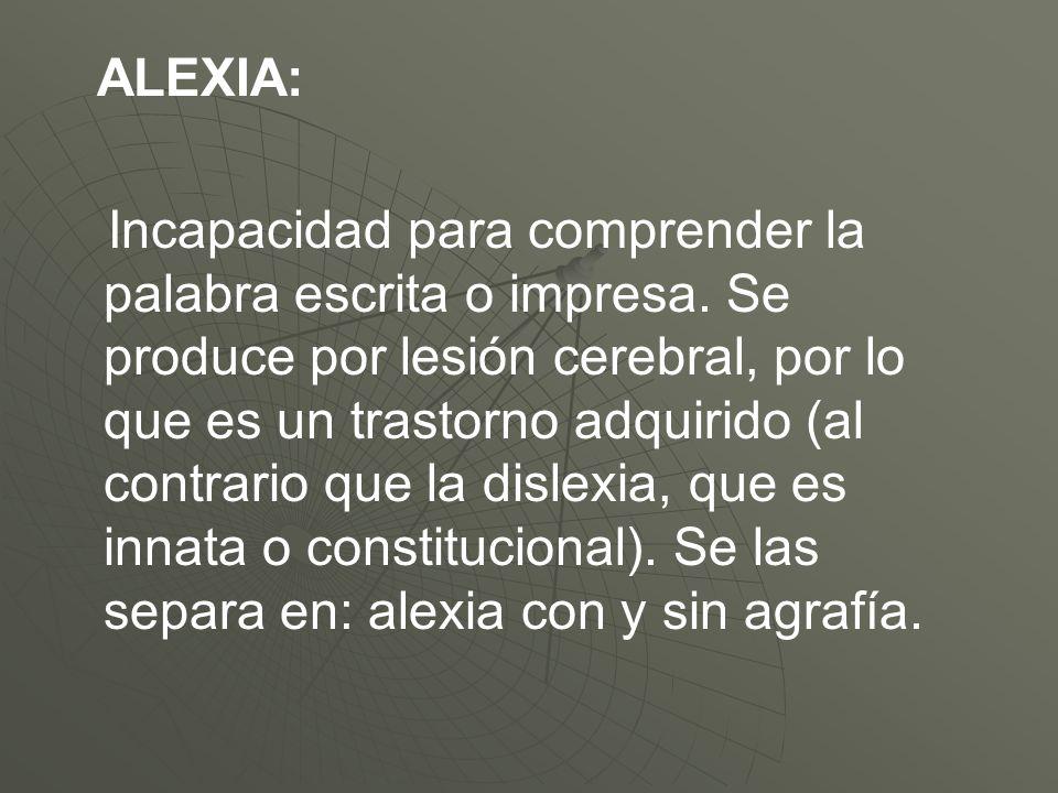 ALEXIA: