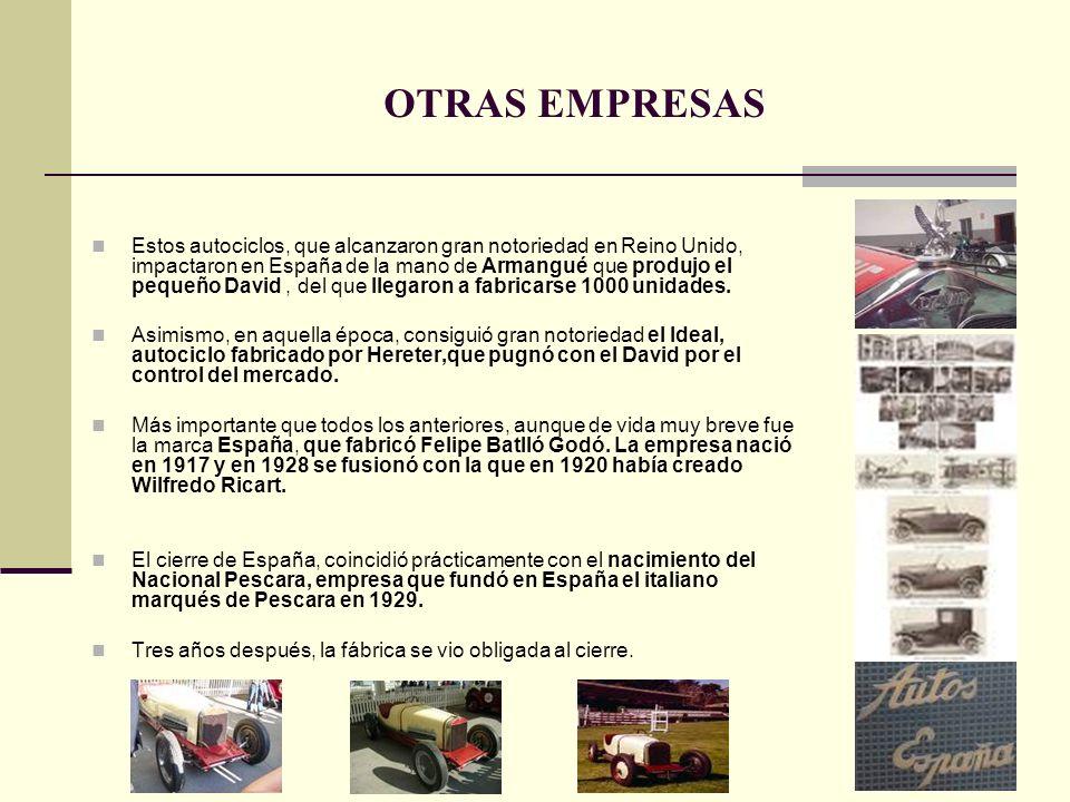 OTRAS EMPRESAS