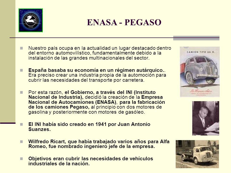 ENASA - PEGASO