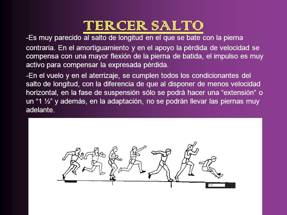 TERCER SALTO