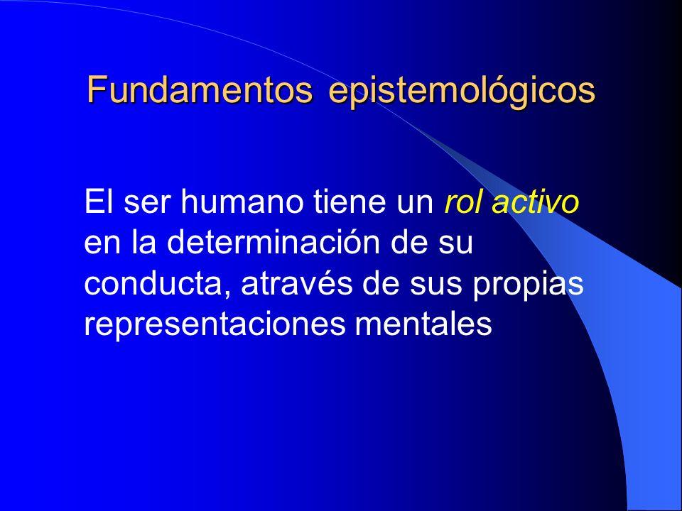 Fundamentos epistemológicos