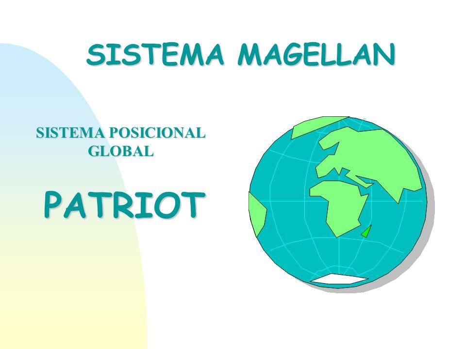 SISTEMA POSICIONAL GLOBAL