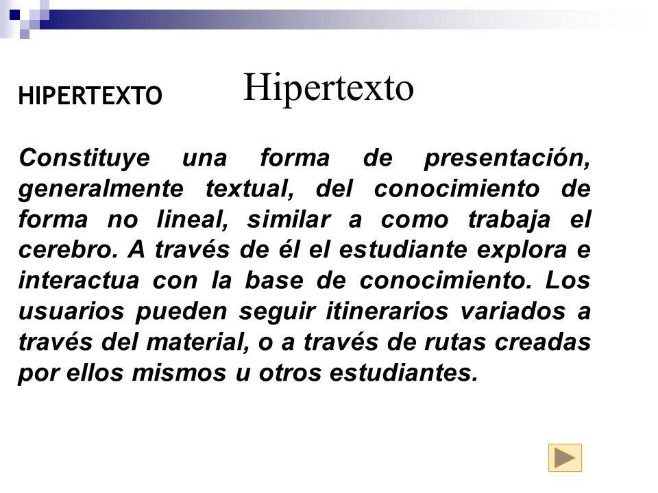 Hipertexto HIPERTEXTO
