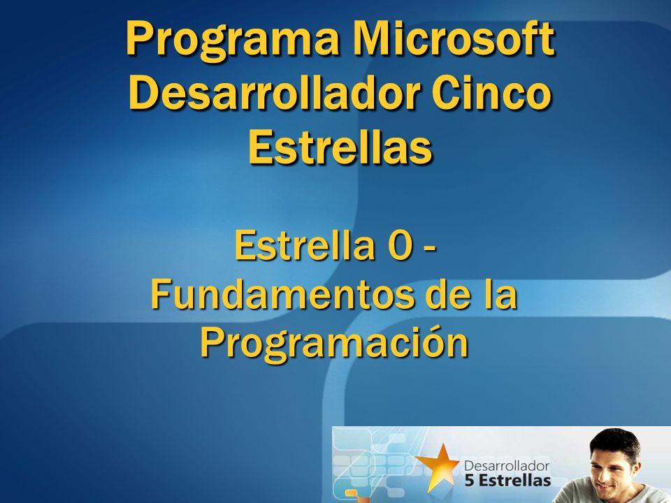 Estrella 0 - Fundamentos de la Programación