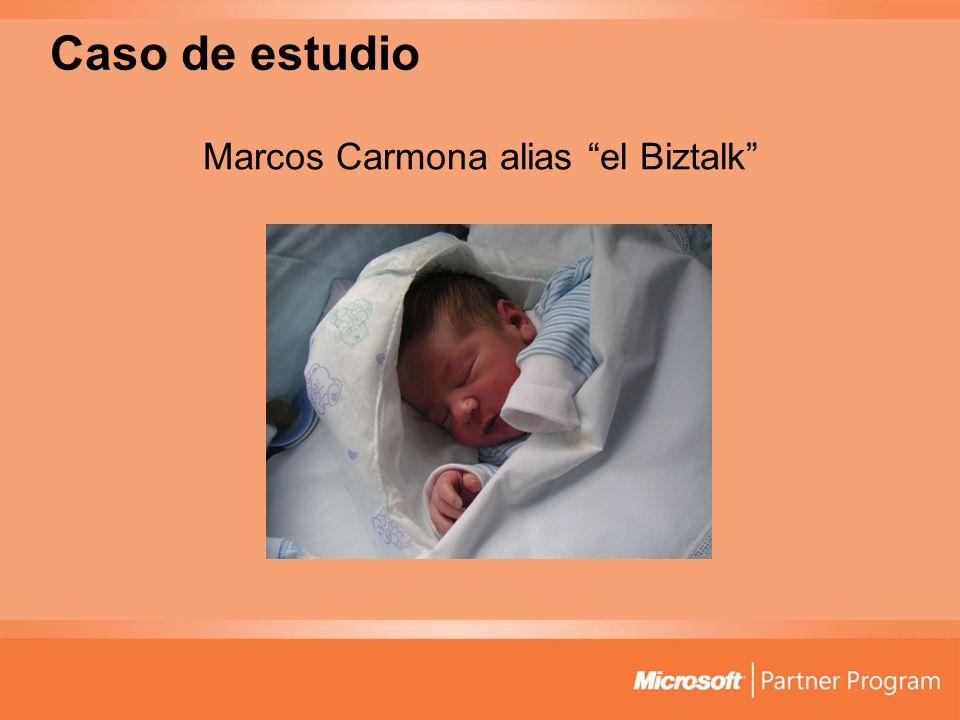 Marcos Carmona alias el Biztalk
