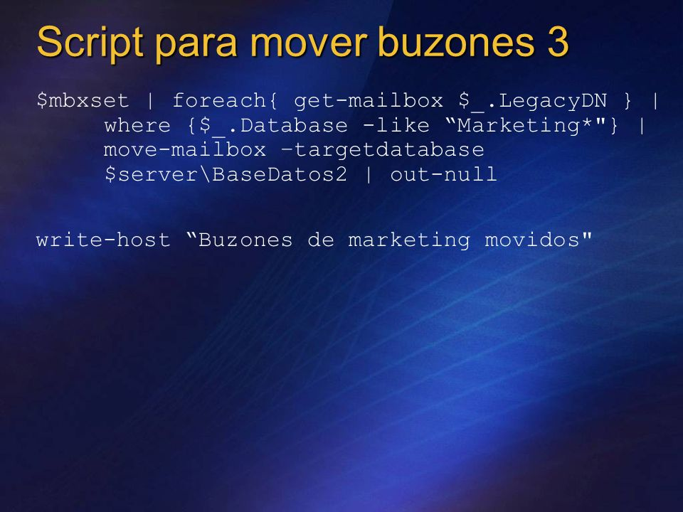 Script para mover buzones 3