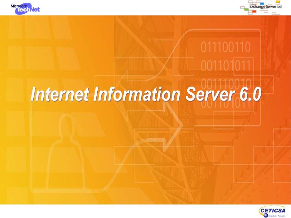Internet Information Server 6.0