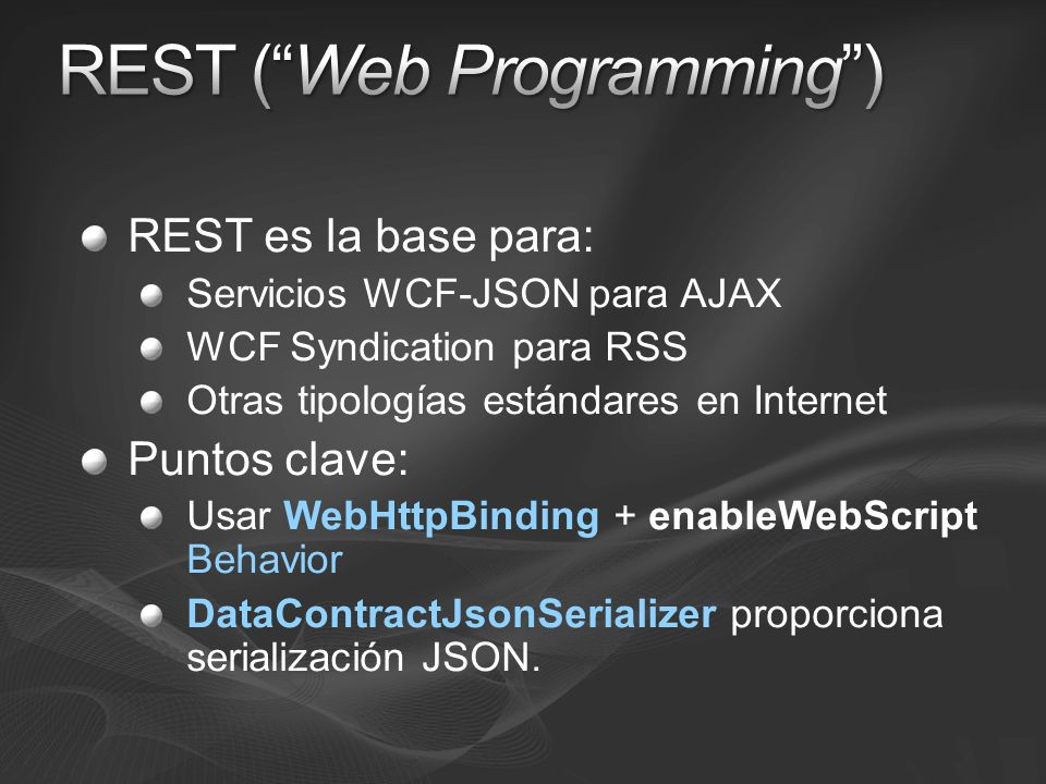 REST ( Web Programming )