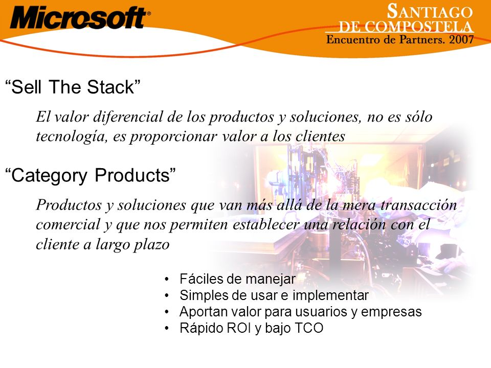 Sell The Stack Category Products