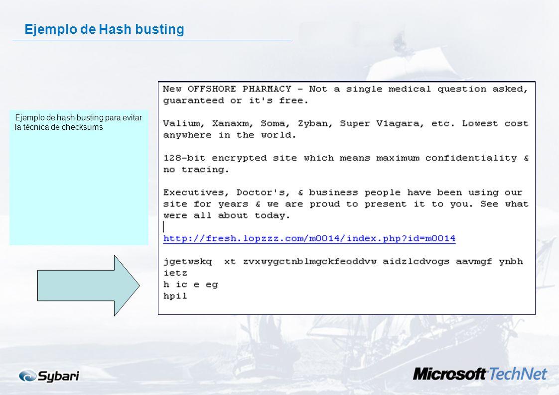 Ejemplo de Hash busting