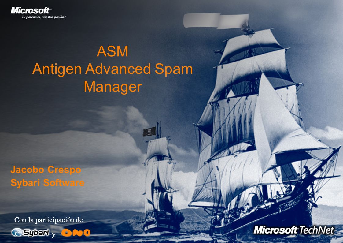 ASM Antigen Advanced Spam Manager
