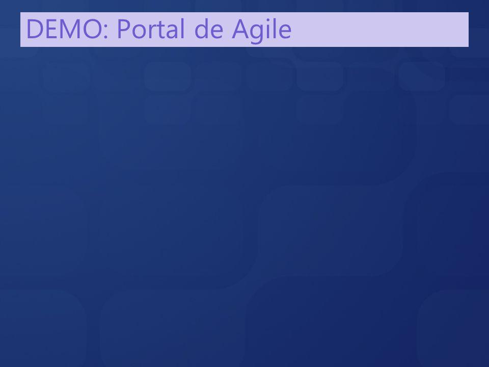 DEMO: Portal de Agile
