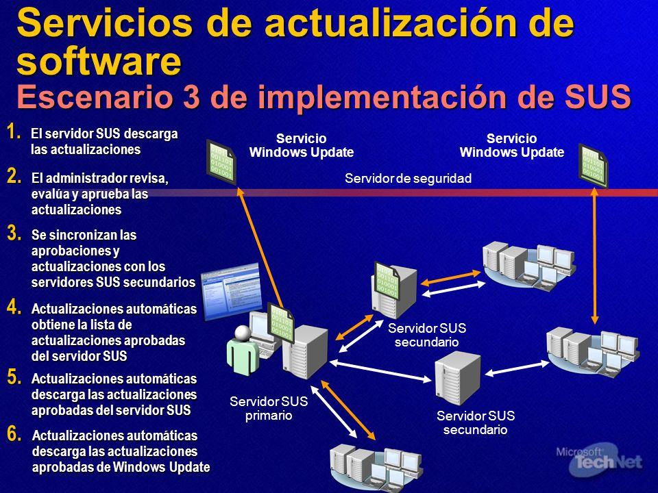Servicio Windows Update Servicio Windows Update