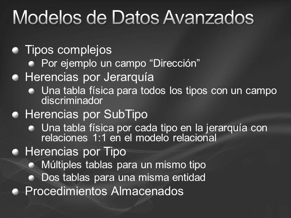 Modelos de Datos Avanzados
