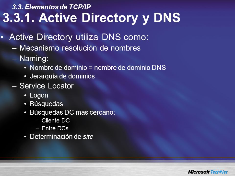Workshop Diseño Active Directory