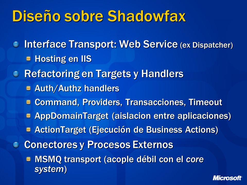 Diseño sobre Shadowfax