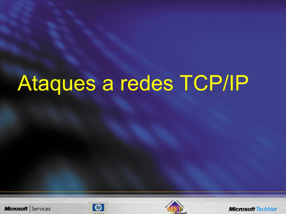 Ataques a redes TCP/IP