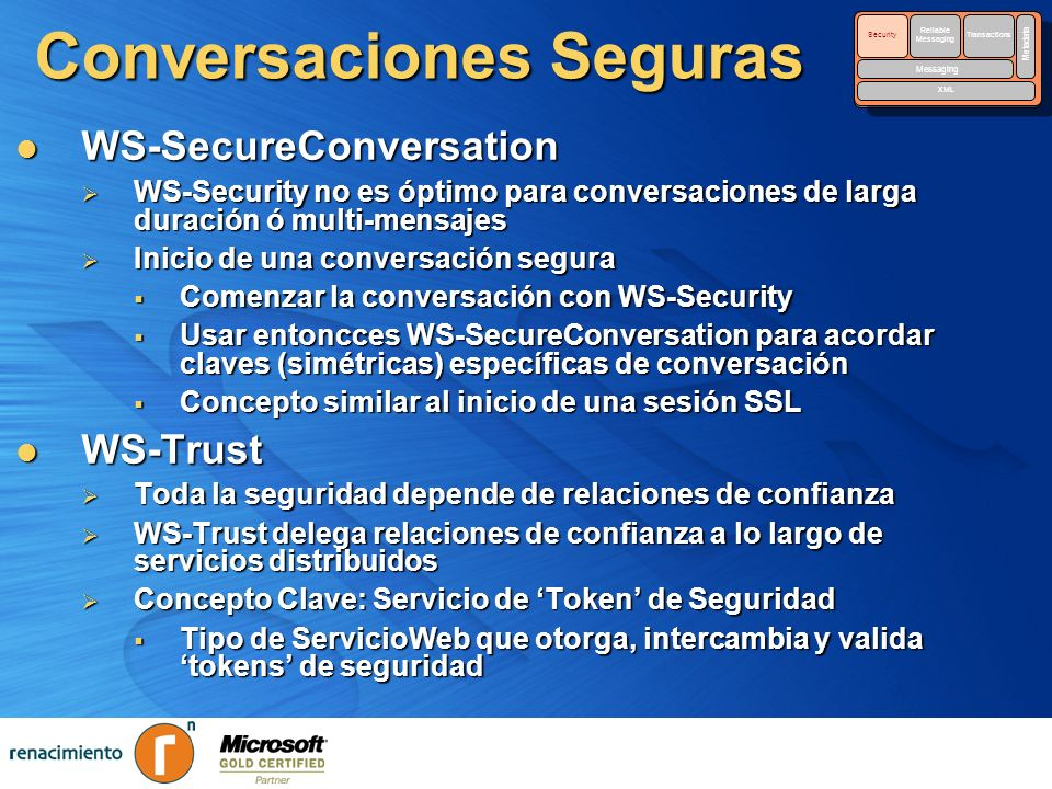 Conversaciones Seguras