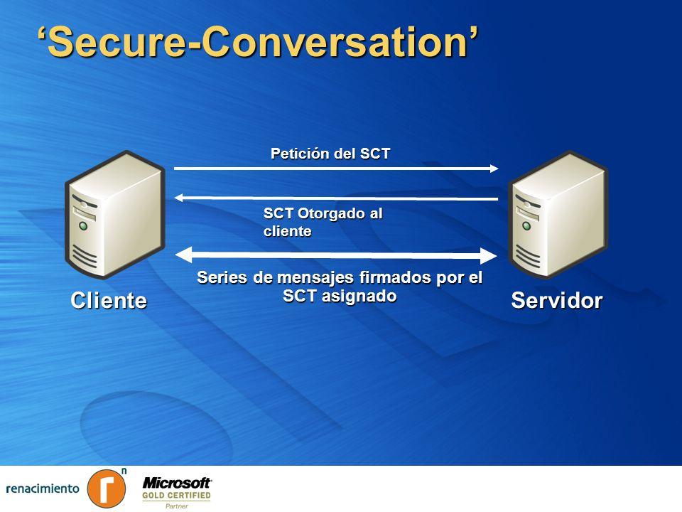 'Secure-Conversation'