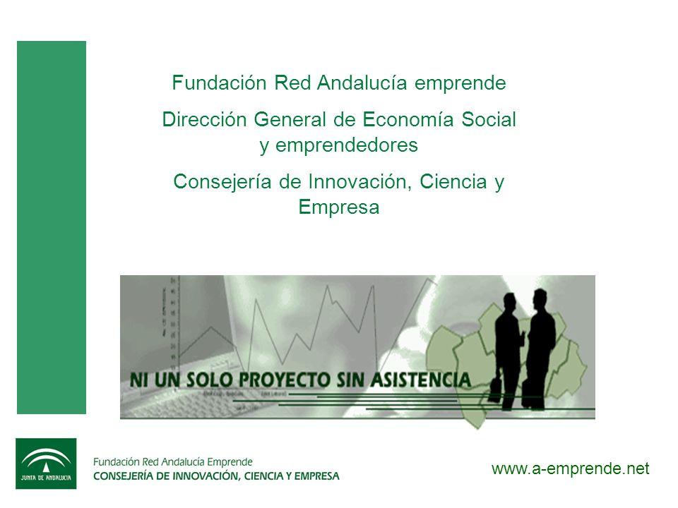 Fundación Red Andalucía emprende
