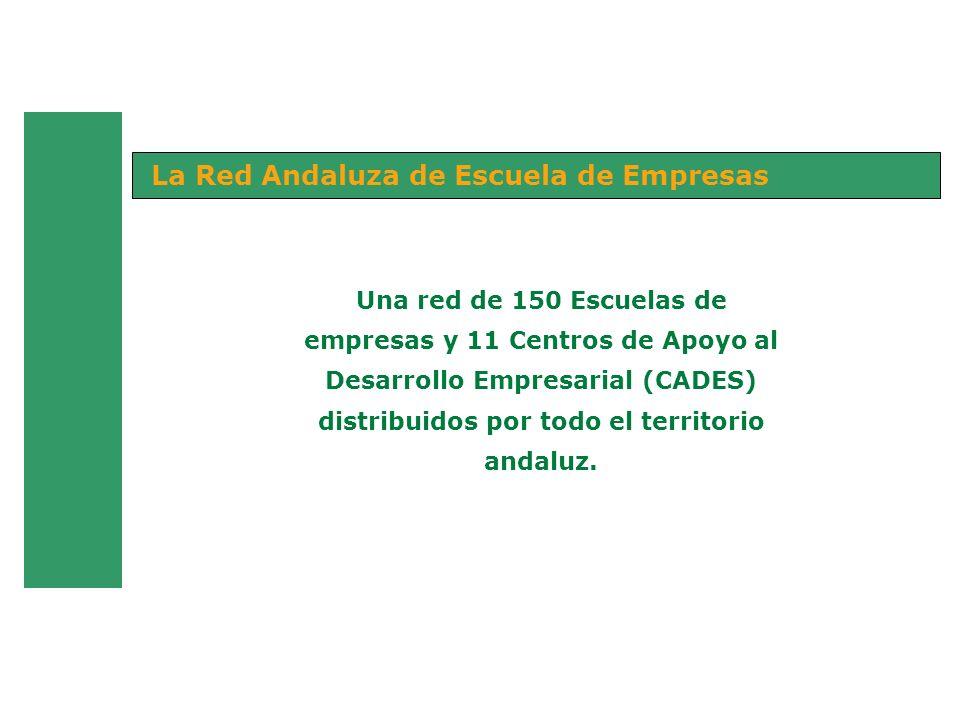La Red Andaluza de Escuela de Empresas