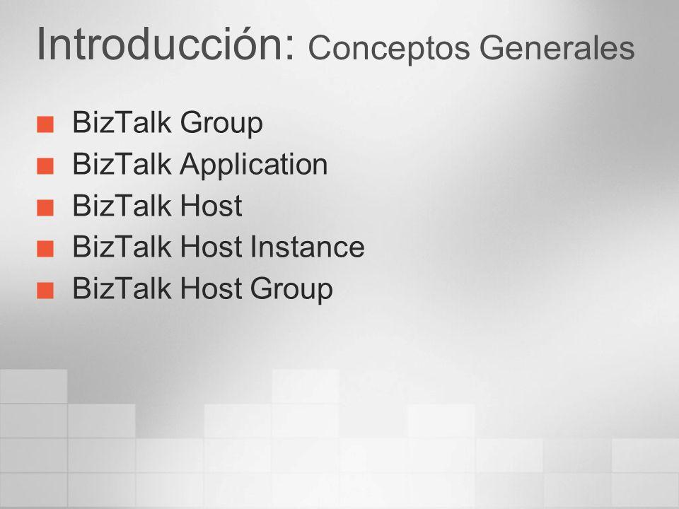 Introducción: Conceptos Generales