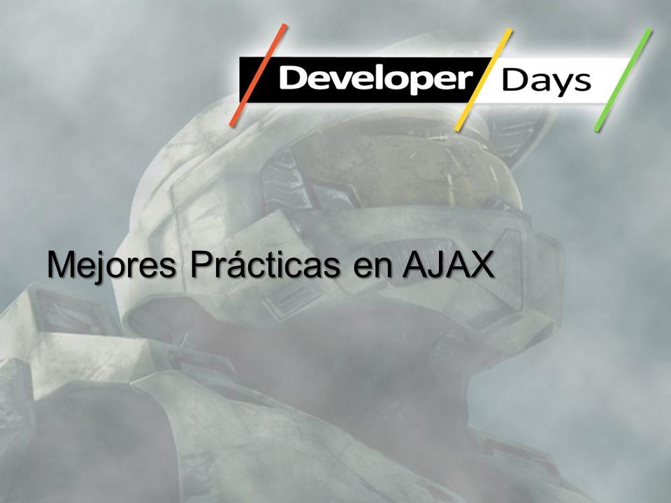 Mejores Prácticas en AJAX