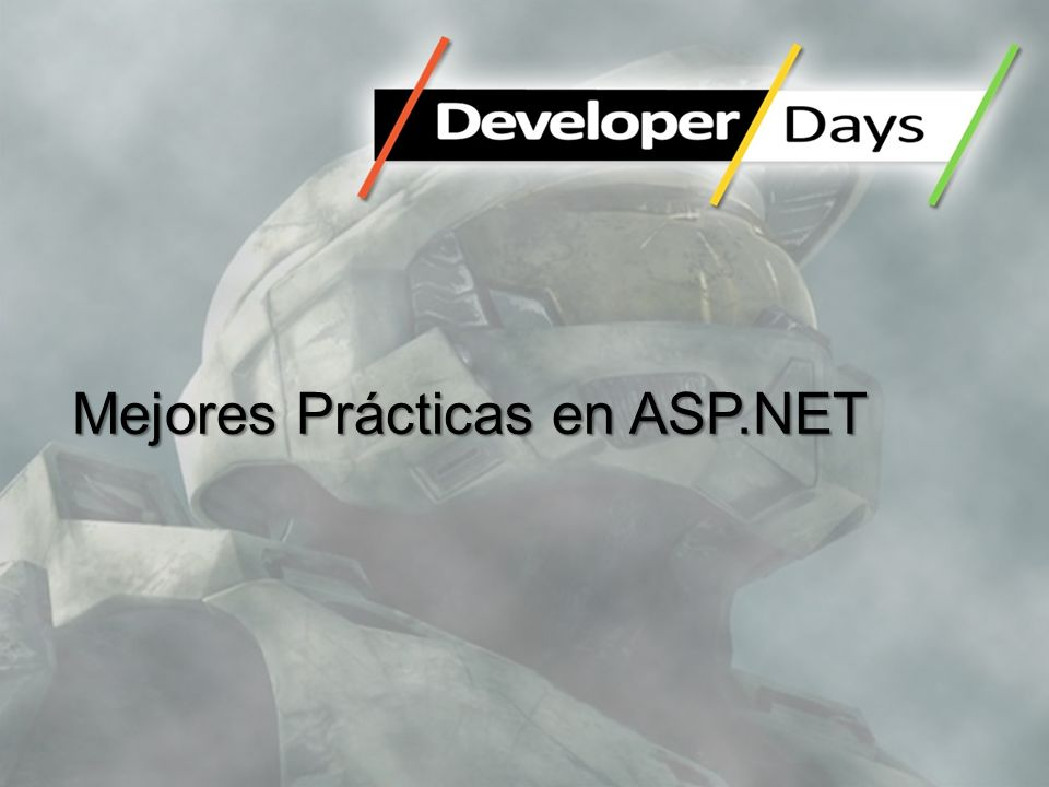 Mejores Prácticas en ASP.NET