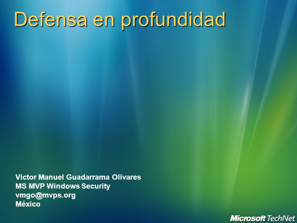 Defensa en profundidad