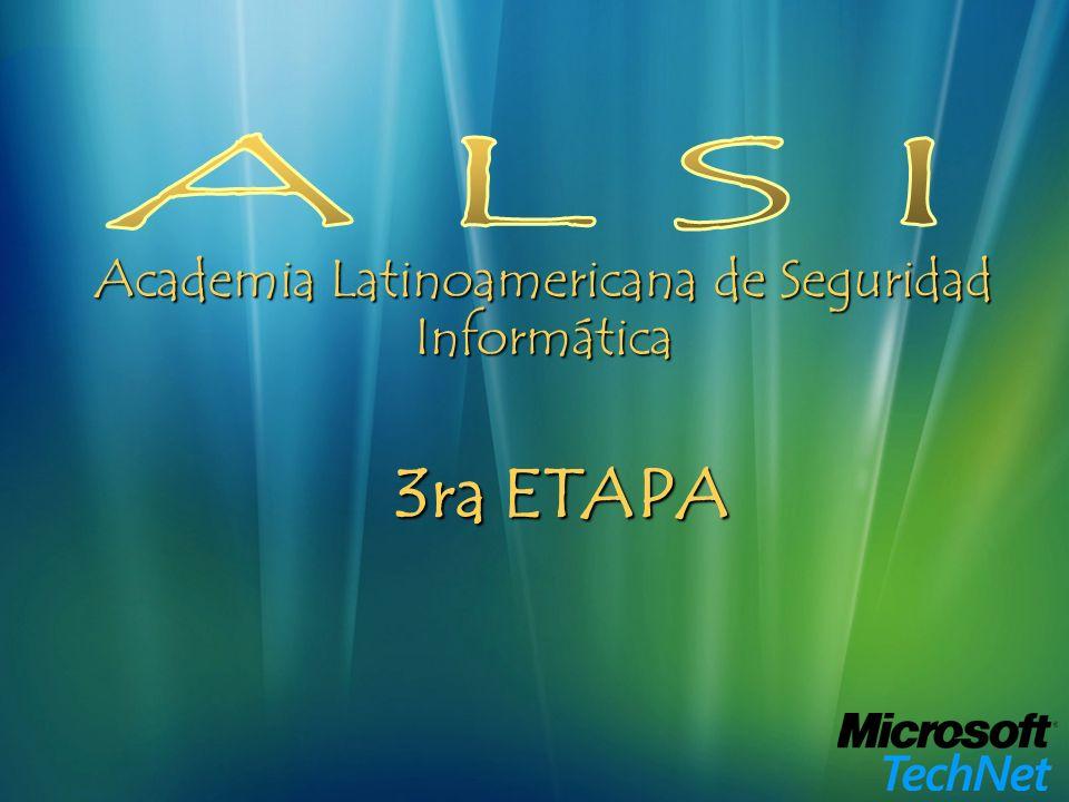 Academia Latinoamericana de Seguridad Informática