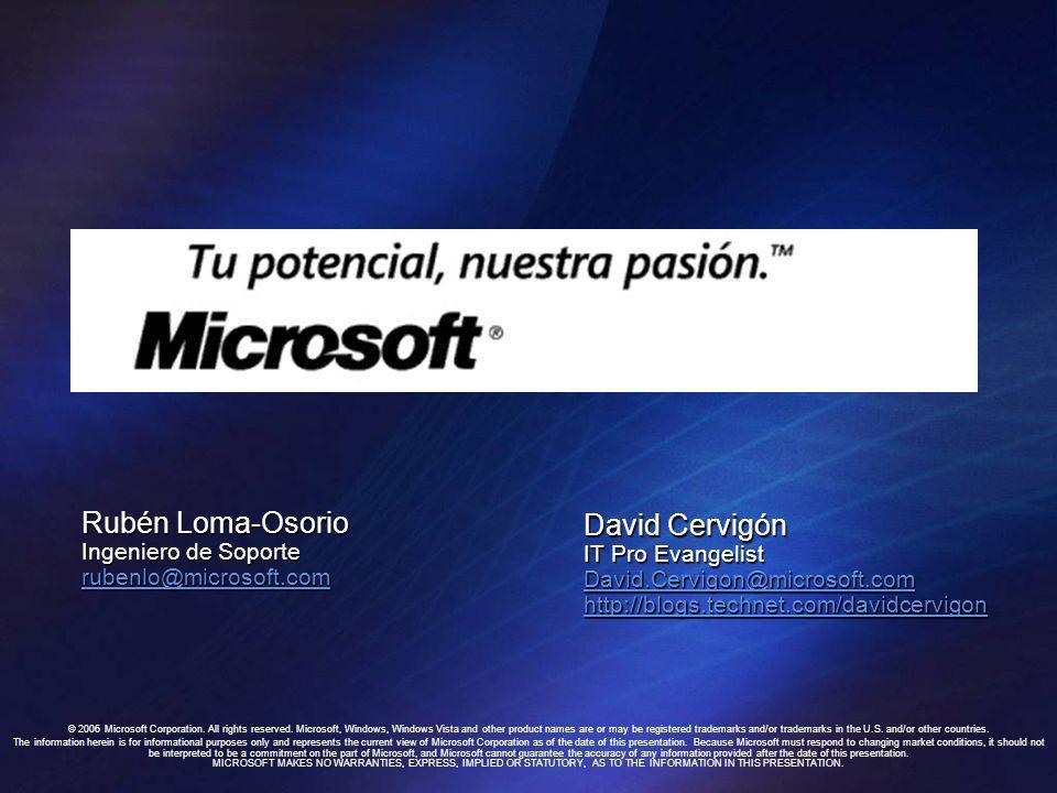 Rubén Loma-Osorio David Cervigón 3/24/2017 3:59 PM