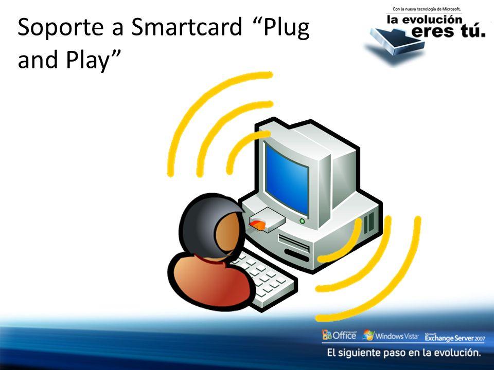 Soporte a Smartcard Plug and Play