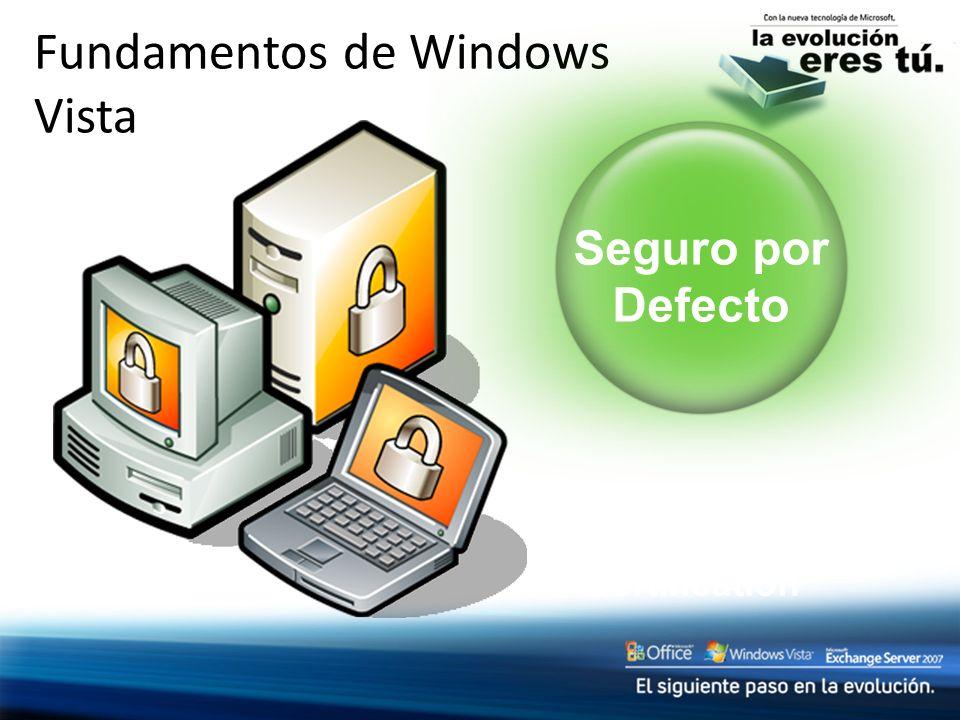 Fundamentos de Windows Vista