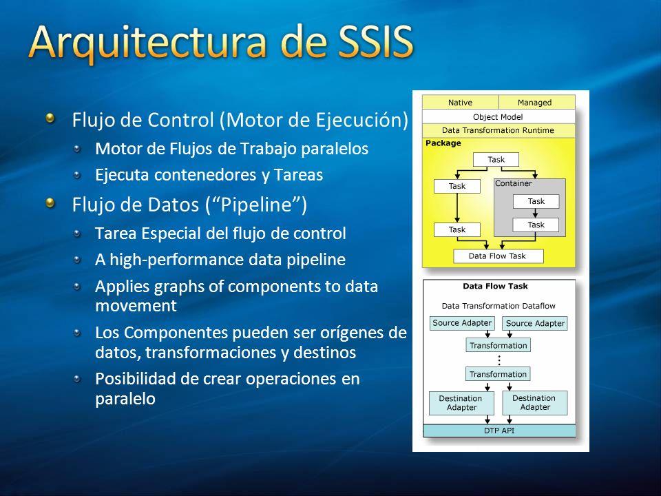Flujo de Control (Motor de Ejecución)