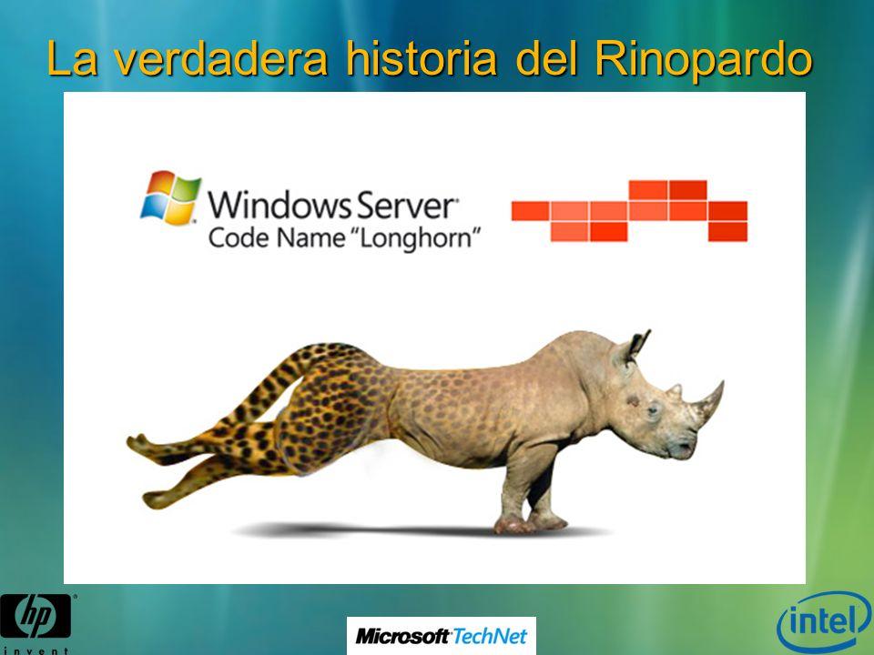 La verdadera historia del Rinopardo