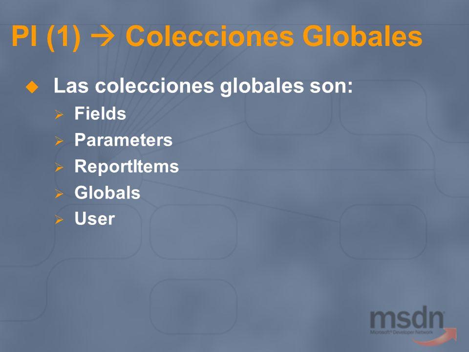 PI (1)  Colecciones Globales