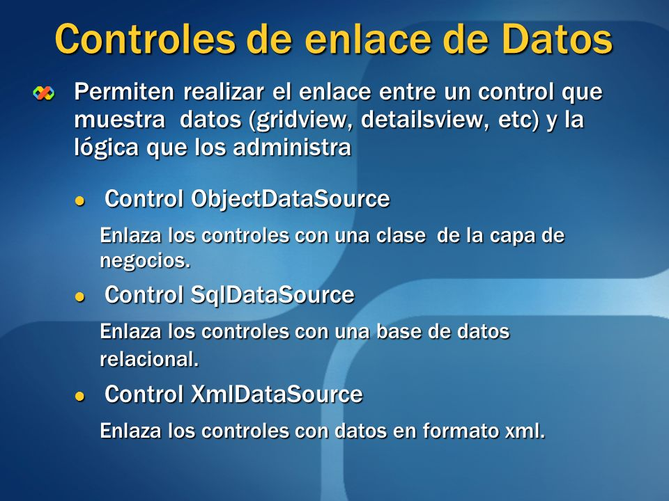 Controles de enlace de Datos