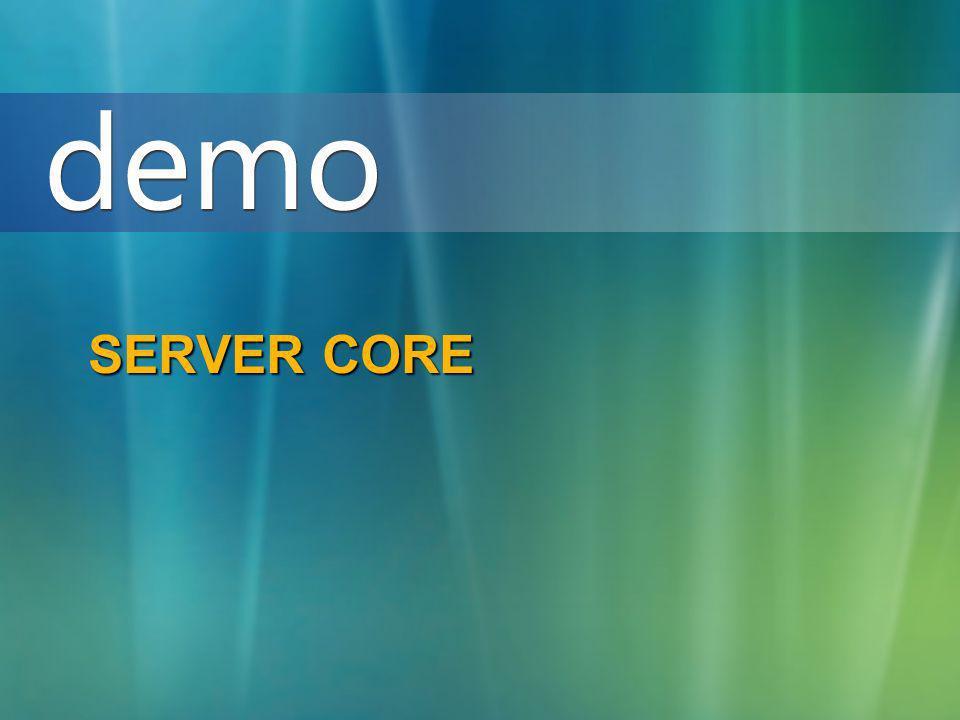 Server Core INF210