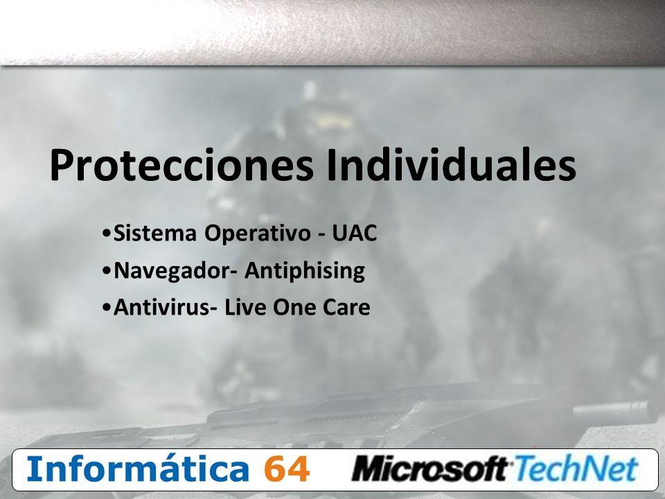 Protecciones Individuales