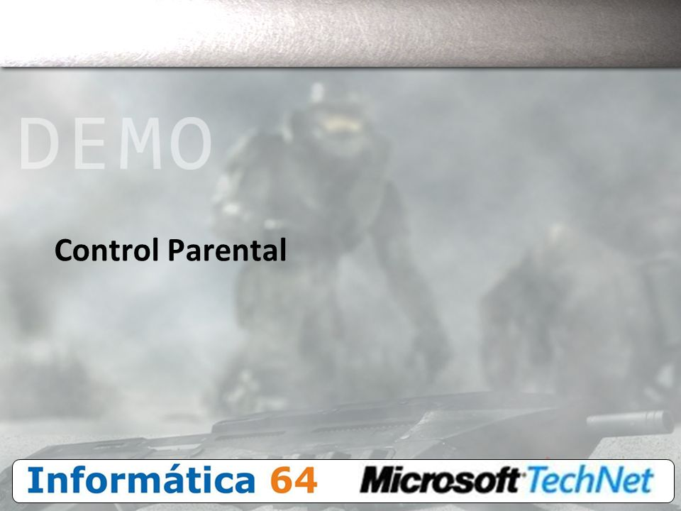 Control Parental 3/24/2017 4:00 PM