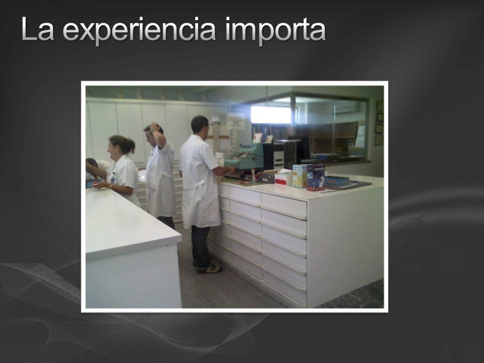 La experiencia importa