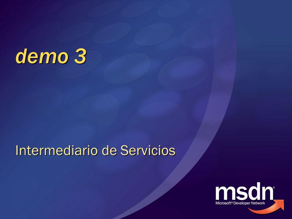 Intermediario de Servicios
