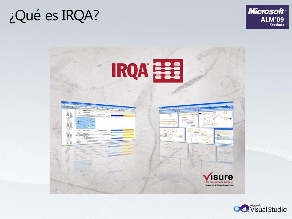 ¿Qué es IRQA 17
