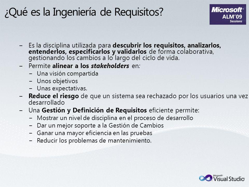 ¿Qué es la Ingeniería de Requisitos