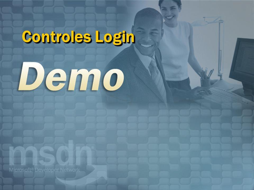 Controles Login