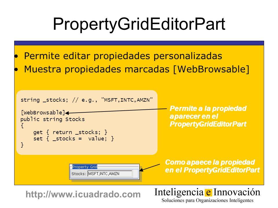 PropertyGridEditorPart