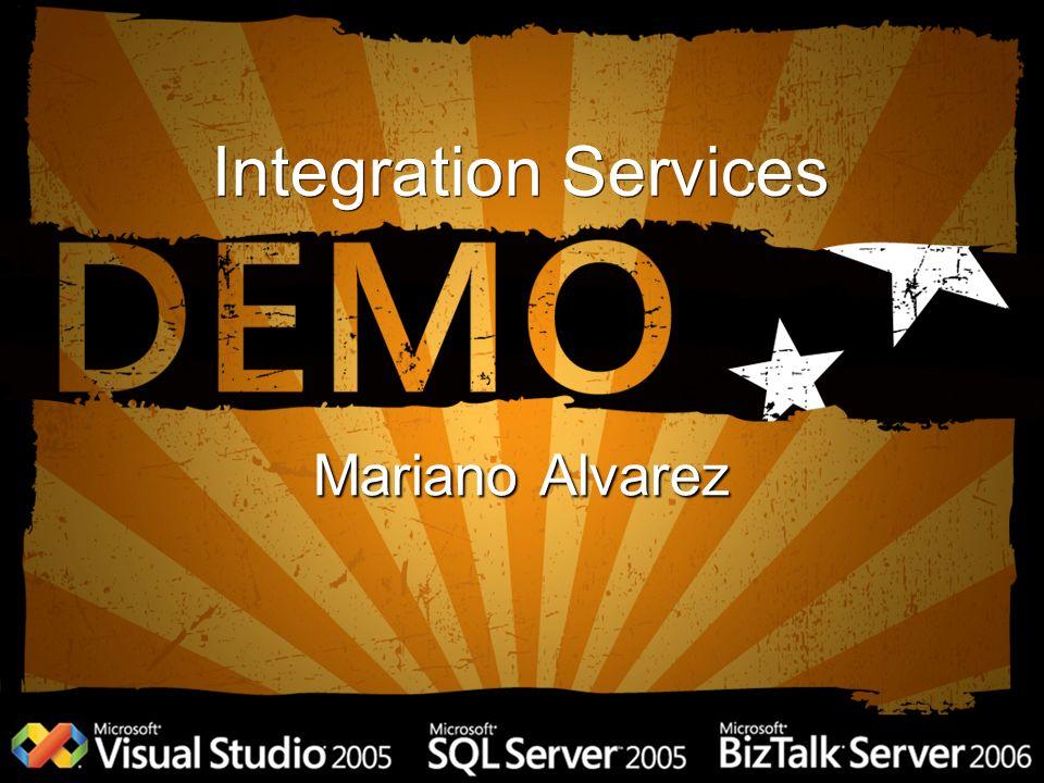 Integration Services Mariano Alvarez